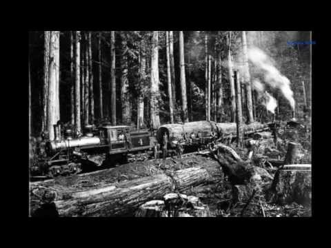 Hank Williams - The Old Log Train