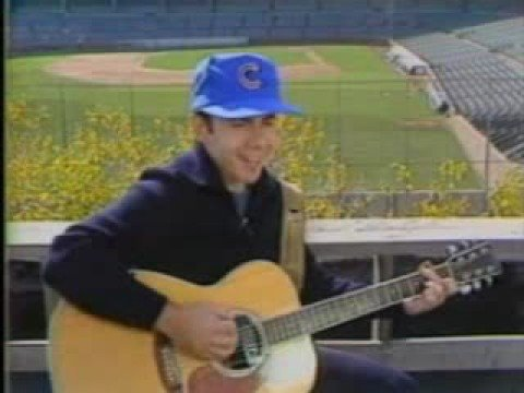 Steve Goodman - A Dying Cub Fans Last Request
