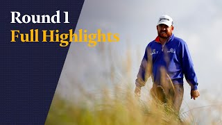 The 148th Open - Round 1 Full Highlights