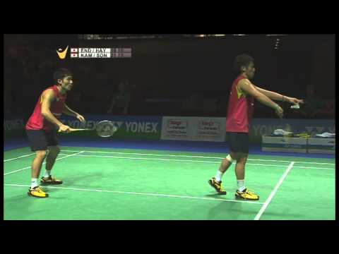 YONEX GERMAN OPEN 2014 - MD Final