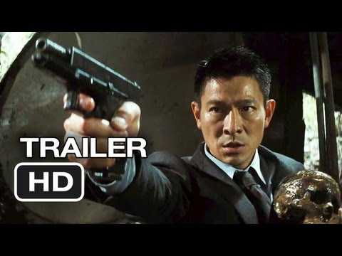 Festival De Cannes (2013) - Blind Detective Official Trailer #1- Johnnie To Movie HD