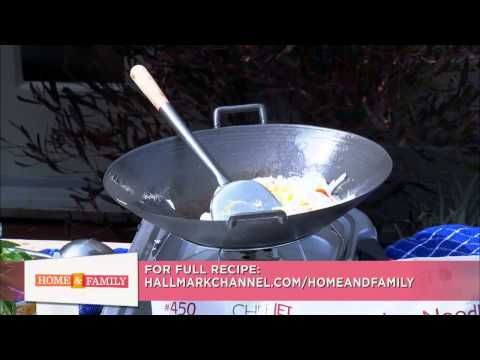 Home & Family - Chef Jet Tila