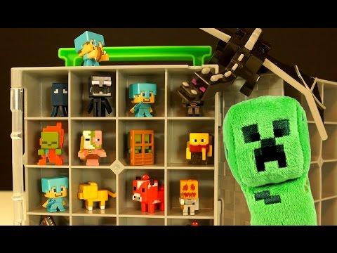 Майнкрафт - ЭНДЕР ДРАКОН - Игрушки для мальчиков - Minecraft Ender Dragon - Видео для Детей
