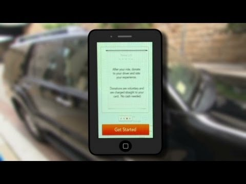 Ride Share App Ramps Up