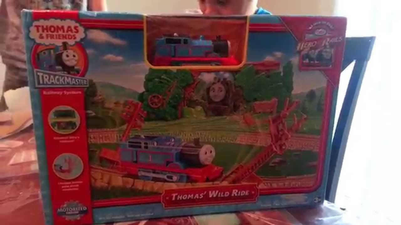 thomas trackmaster assembly instructions