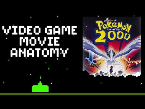 Pokémon 2000: The Power Of One Review | Video Game Movie Anatomy
