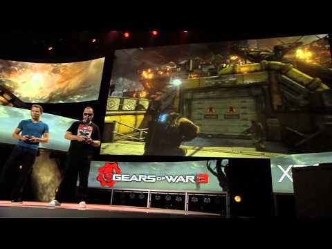 Gears of War 3 E3 Press Briefing