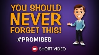 You Should Never Forget This!? #Promises ? Islamic Short Video ? TDR Production