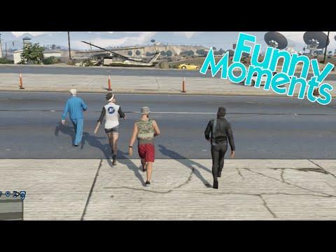 GTA V Online Funny Moments #5 -
