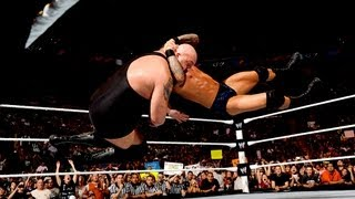 Randy Orton vs. Big Show: Raw, August 6, 2012
