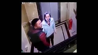 chém nhau dã man ở thang máy mới nhất 2018