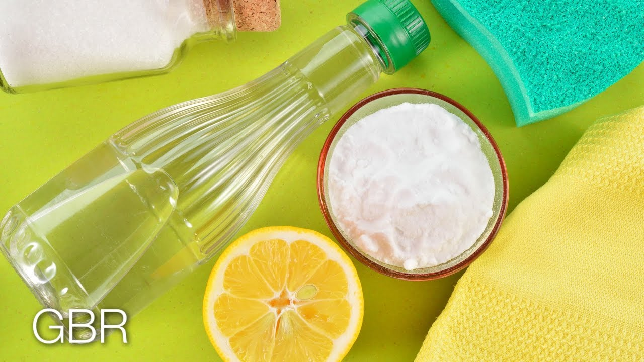 Make Your Own Diy Household Cleaning Supplies Youtube