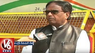 Congress Senior Leader Ponnala Lakshmaiah About TRS Election Campaign