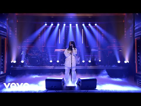 Ella Mai - Trip (Live On The Tonight Show Starring Jimmy Fallon/ 2018)