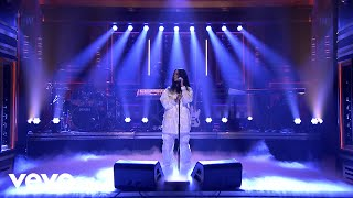 Ella Mai Trip Live On The Tonight Show Starring Jimmy Fallon 2018
