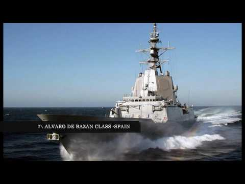 Top 10 Best Warships, Destroyers & Frigates-2011 Future Weapons
