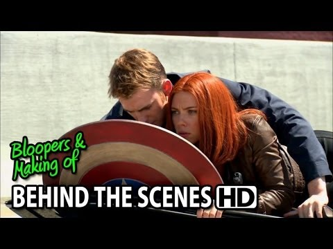 Captain America: The Winter Soldier (2014) Making of & Behind the Scenes (Part3/3)