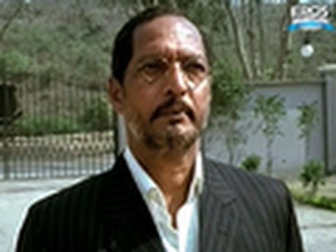 Why Are Children Scared Of Nana Patekar - Paathshaala