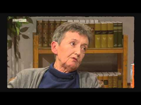 Christine Nöstlinger - Willkommen Österreich - ORF1 2013-10-29