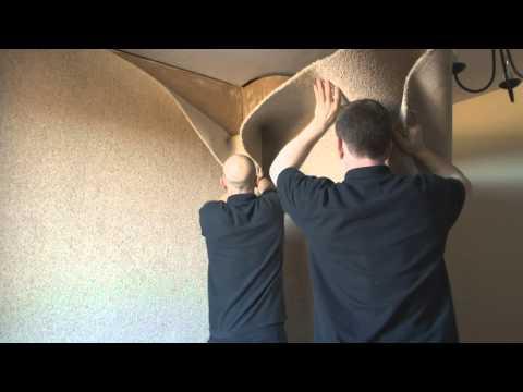 Carpeting a Wall.wmv
