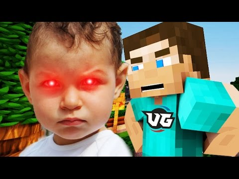 THE MEANEST CHILD TROLLED IN MINECRAFT 3! (PLOT TWIST!)