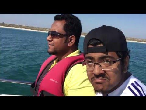 Vlog without Voice - 1 - Trip to Alkhobar and Jubail, Saudi Arabia