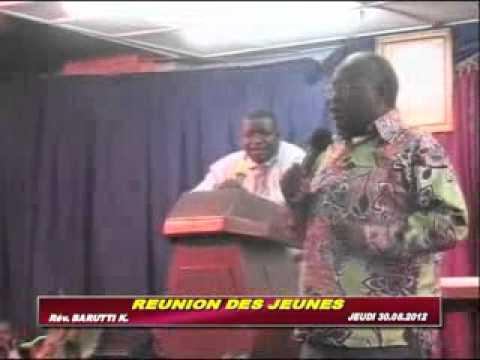 Rév. Barutti Kasongo - Avec Les Jeunes