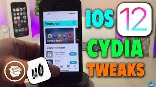 Best iOS 11- 12 - 12.1.2 Jailbreak Tweaks: Best Unc0ver Cydia Tweaks!