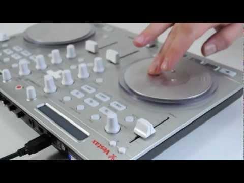 Vestax Spin2 DJ Controller Features Walkthrough