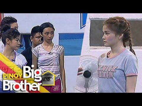 PBB 7 Day 186: Elisse at Maymay, napagsabihan ng mga coaches sa kanilang training
