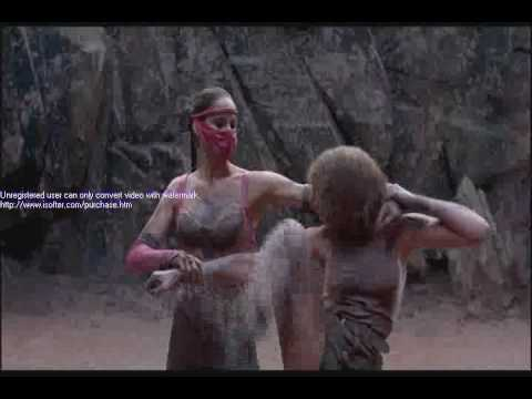 Mortal Kombat: Annihilation - Sonya vs Mileena Video