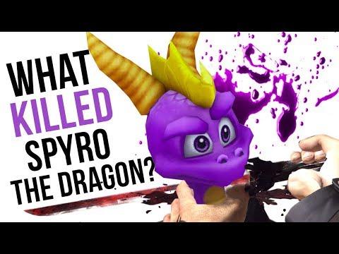 What Killed Spyro The Dragon?
