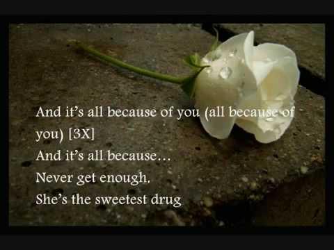Because of You Lyrics