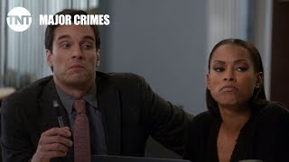 Major Crimes: That