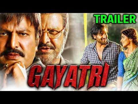 Gayatri (2018) Official Hindi Dubbed Trailer | Vishnu Manchu, Mohan Babu, Shriya Saran
