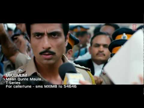 Mann Qunto Maula Song Maximum | Sonu Sood, Neha Dhupia