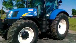 Agrohandel Kutno New Holland T6080 Power Command Akpil
