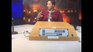 Interview with Dawit Woldegiorgis and Dima Negewo - VOA Amharic on Facebook (Oct. 28, 2016)