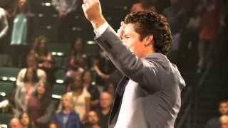 Billy Dorsey A Promise of Hope interview with Pastor Joel Osteen and Rick Rowe