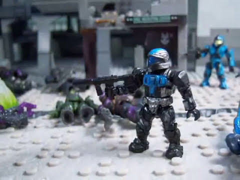 Halo Firefight Stopmotion