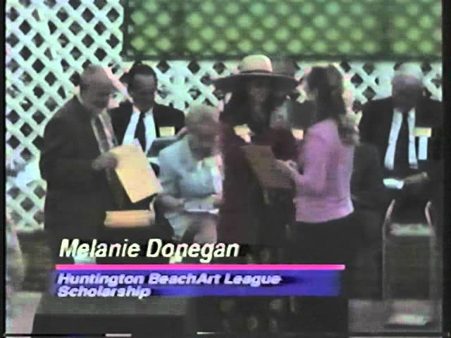 2001 Golden West College Scholarships and Awards Ceremony