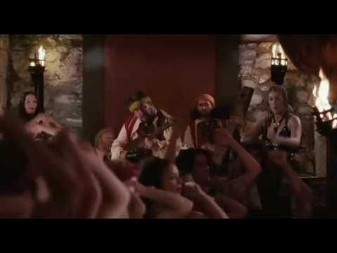 Anne Hathaway amazing dance魔法灰姑娘片段2