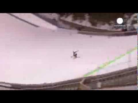 1 high flyers ski jumping