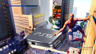 AMBITIOUS CANCELLED SPIDER-MAN GAME LEAKED, MORE PS5 STUFF SPOTTED IN THE WILD, & MORE