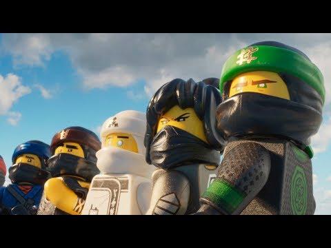 Lego Ninjago Movie Behind Bricks