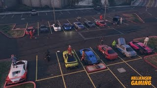 GTA 5 Import/Export DLC Car Show, Crazy Flying cars, Special Vehicles And MORE!