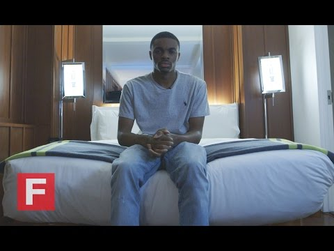 'Earlier That Day' With Vince Staples