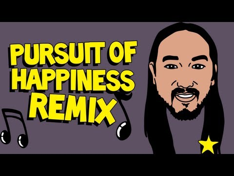 Pursuit of Happiness (Steve Aoki Remix) - Kid Cudi AUDIO