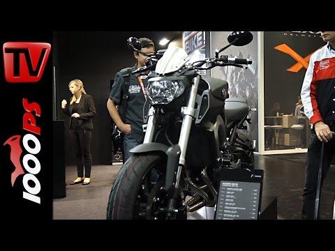 Rizoma Yamaha MT-09   Zubeh�r 2015
