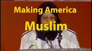 TDD - Islam's Plan For America